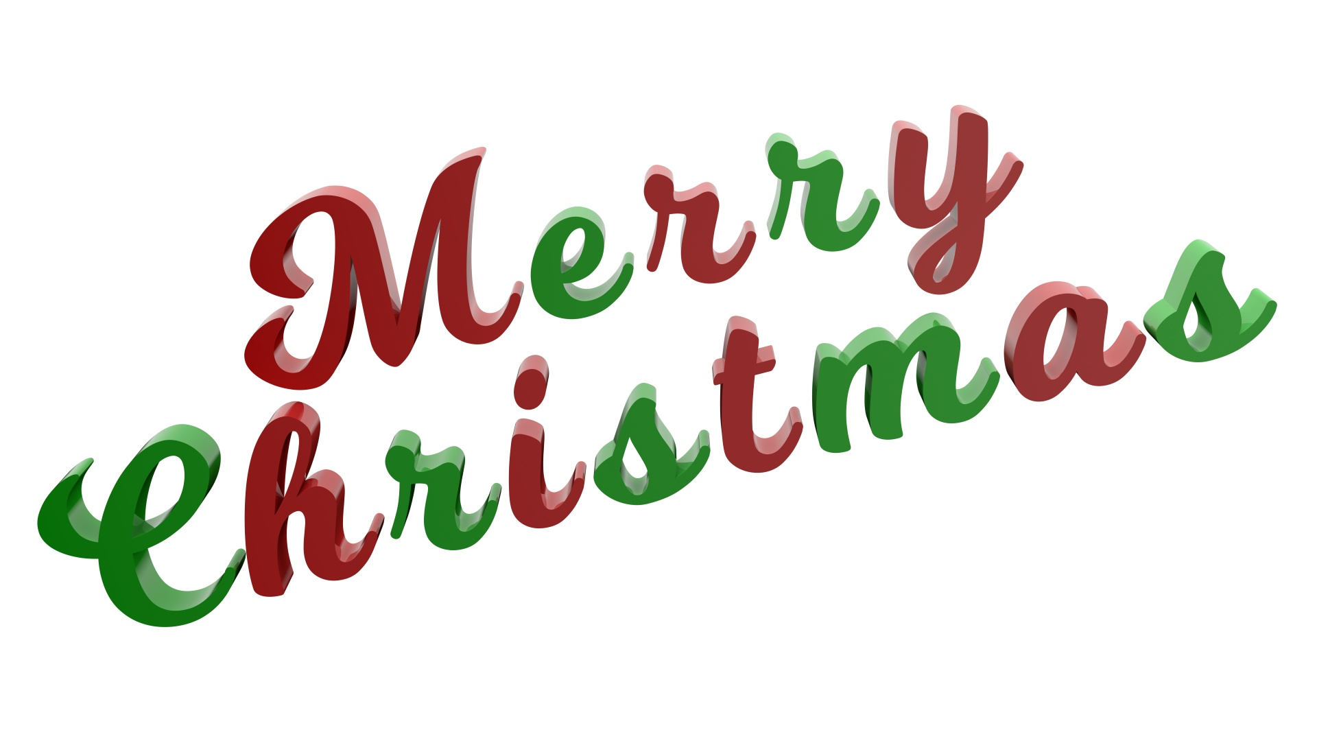 merry-christmas-red-green-text | Dr. George Hall Public School